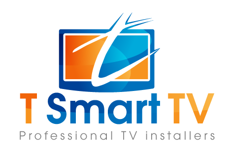 A picture of the T Smart TV logo.